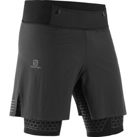 Salomon Exo - Short running Homme - noir